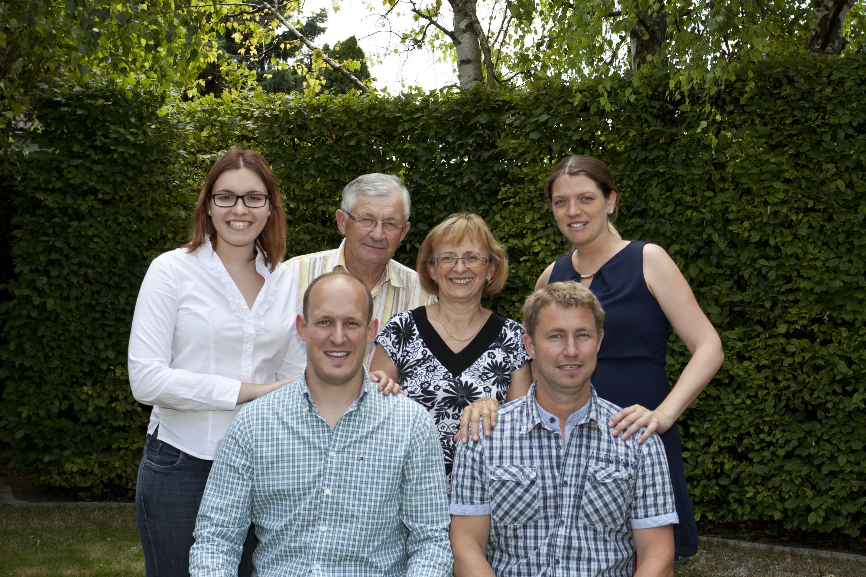 Familie Tinhof